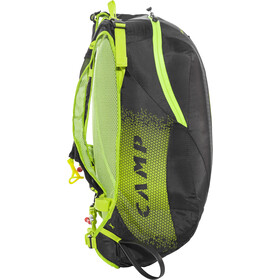 Camp Rapid Rucksack 20l black/yellow